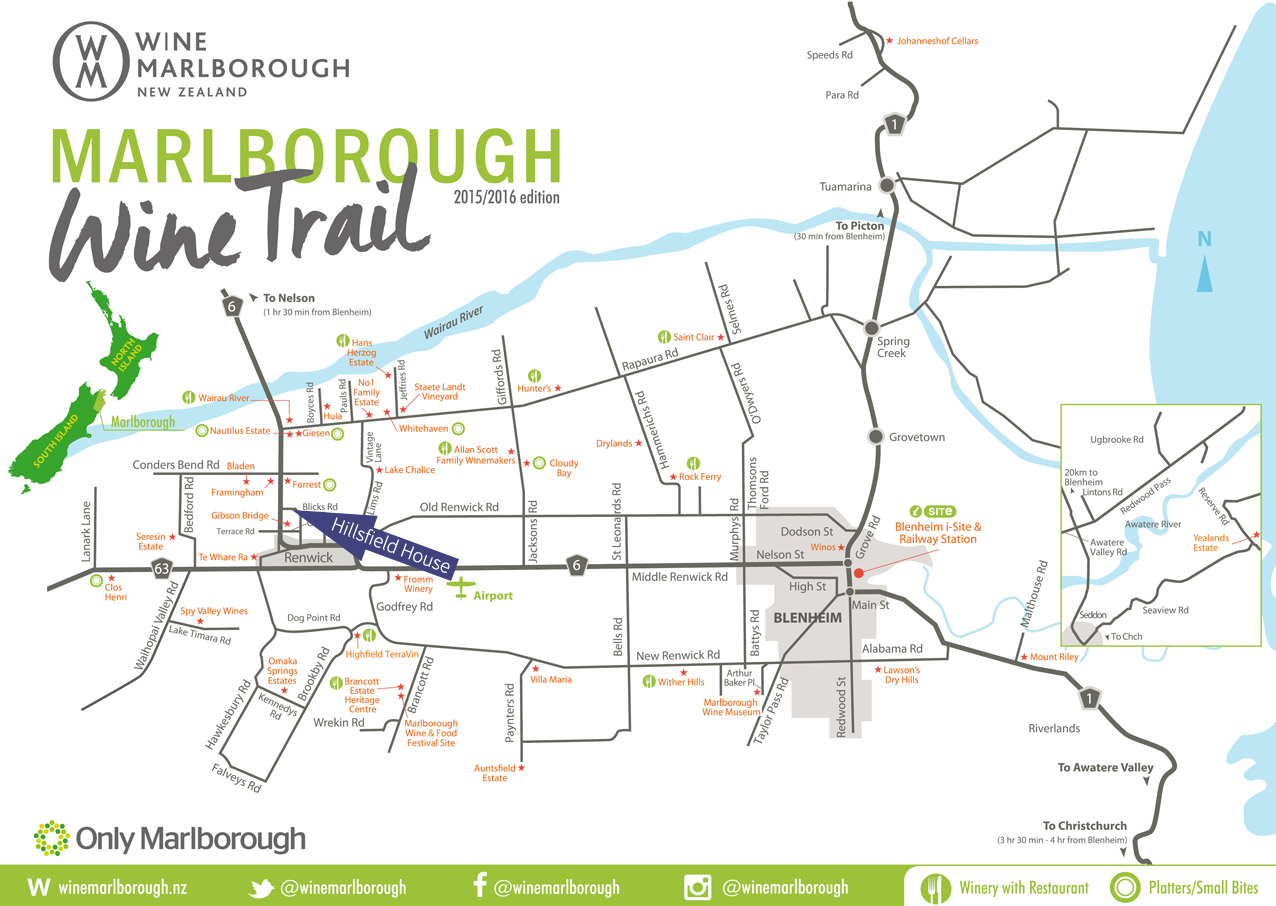 marlborough wine trail map hillsfield